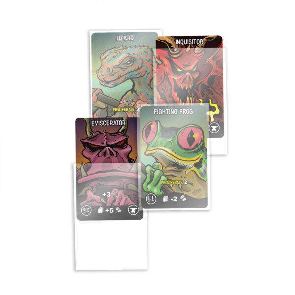 bustine mini carte