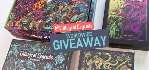 Village of Legends Giveaway