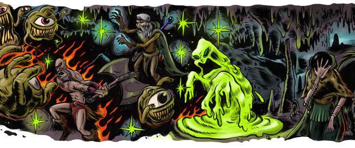 Watcher's cave