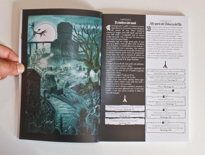 Adventure book preview