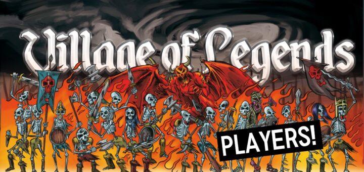 Village of Legends Facebook