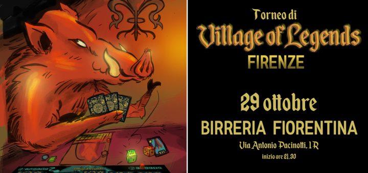 Torneo Village of Legends Firenze